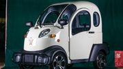 À quoi ressemble la voiture électrique la moins chère au monde, à moins de 2000euros?