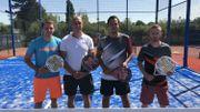 Le Padel séduit beaucoup de joueurs de tennis