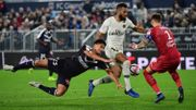 Sans Meunier, Paris perd Neymar et ses premiers points de la saison en Ligue 1