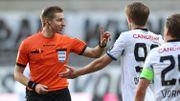 """Breda sur le but annulé de Vormer: """"Heureusement que le VAR estlà puisque c'est millimétré"""""""