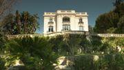 Marina Picasso ouvre les grilles du parc de la villa de son grand-père à Cannes