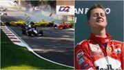 Italie 2000 : Drame au départ, Schumacher en larmes après sa victoire