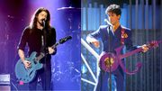 Dave Grohl jamme avec Prince