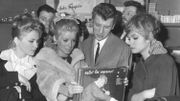 Hallyday And Deneuve