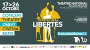Le Festival des Libertés (17 au 26/10)