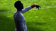 """Mbaye Leye évoque la saison prochaine après la défaite face à Ostende: """"C'est trop tôt pour parler d'ambitions"""""""