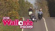 En route pour la Wallonie Insolite ...