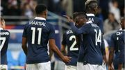 La France s'impose contre l'Allemagne 2 à 0