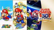 Nintendo Switch : il ne vous reste qu'un mois pour acheter la compilation Super Mario 3D All-Stars