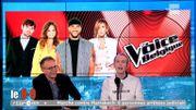 The Voice Belgique... Le premier blind est officiellement annoncé !