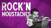 Rock'n Moustaches : le nouveau podcast de Classic 21