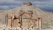 Des répliques d'une arche de Palmyre vont être exposées à New York et Londres