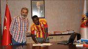 L'Anderlechtois Stéphane Badji prêté avec option d'achat à Kayserispor