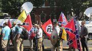 Rassemblement de membres de l'Alt Right américaine à Charlottesvilles