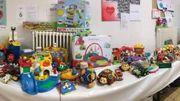 Une foire aux jouets à la Maison Croix-Rouge d'Aubange-Messancy: c'est ce samedi 20mars pour la bonne cause