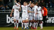 Zulte domine Eupen et s'offre la finale de la Coupe