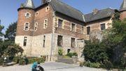 Le château ferme de Marsinne, propriété de la famille depuis 3 générations