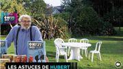 Les trucs et astuces d'Hubert pour donner une seconde vie à vos meubles de jardin!