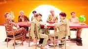 """BTS, le groupe phénomène de """"K-Pop"""" décroche la 1ère marche du classement Tip Top ce samedi 23 janvier"""