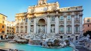 Rome: les pièces de la fontaine de Trevi n'iront plus toutes à Caritas