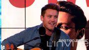 Just stay... Bastian Baker nous offre un live guitare voix ce matin et c'est cadeau !