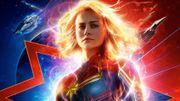 """""""Captain Marvel"""" : le film se dévoile en marge du Super Bowl"""
