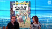 La vallée des Immortels... La nouvelle BD d' Yves Sente qui fait perdurer le plaisir !