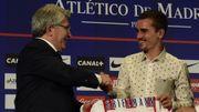 """""""Griezmann est un joueur de l'Atlético"""", rappelle son président"""