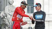 Chris Froome déclaré vainqueur de la Vuelta 2011 après le déclassement de Juan José Cobo