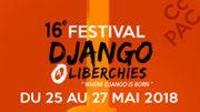 Liberchies accueillera la 16ème édition du Festival Django