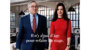 """Robert De Niro aux ordres d'Anne Hathaway dans """"Le Nouveau stagiaire"""""""