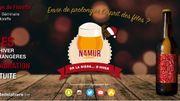 Namur, capitale de la bière ces 5 et 6 janvier !