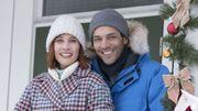 Coup de foudre à Noël : Julie de Bona et Tomer Sisley dans une comédie romantique