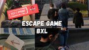 Oh My Guide, un Escape Game grandeur nature à Bruxelles!