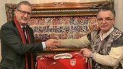 Georges Leekens rejoint l'Iran sur-le-champ et entraînera le Tractor Sazi FC