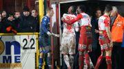 Le Standard porte plainte au pénal après les incidents lors de son match à Courtrai