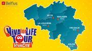 Le Belfius Viva for Life Tour est de retour: toutes les infos pratiques