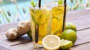 5 recettes originales de thé glacé pour l'été