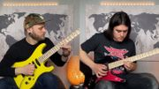 Ces guitaristes belges proposent une reprise rock inspirée du Canon de Pachelbel