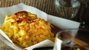 Recette : Gratin de macaronis au Beaufort