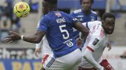 Lyon et Denayer prennent 3 points à Strasbourg