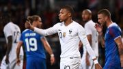 Le remplaçant Kylian Mbappé permet à la France d'éviter la défaite face à l'Islande
