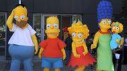Homer Simpson répondra en direct aux fans