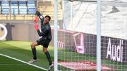 Courtois réalise une performance inédite en Liga