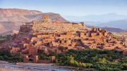 Aït Ben Haddou au Maroc.