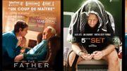 """""""The Father"""" et """"5ème SET"""" : deux têtes d'affiches et deux acteurs fantastiques"""