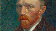 Une authentique sauterelle découverte coincée dans une oeuvre de Van Gogh !