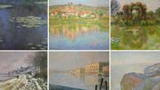 Claude Monet, star des enchères de printemps à New York
