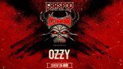 Ozzy Osbourne au Graspop 2018