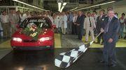 La millionième voiture produite en 1995 est une Mondeo